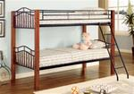MCB224BU8-CO T/T CONVERTIBLE LOFT BED