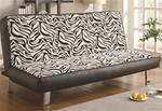MC300SB230-CO ZEBRA PATTERN SOFA BED