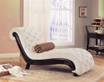 MCLR550CL064-CO TUFTED  CHAISE LOUNGE