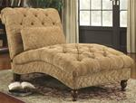 MCLR902CL077-CO GOLDEN SAND CHAISE LOUNGE