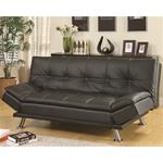 MC300SB281-CO BLACK SOFA BED